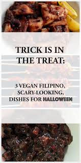halloween cookbook 3 last minute halloween recipes vegan filipino astig vegan