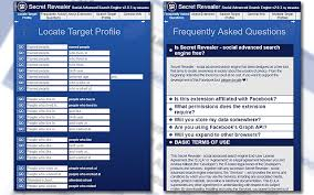 free profile finder secret revealer social advanced search engine chrome web store