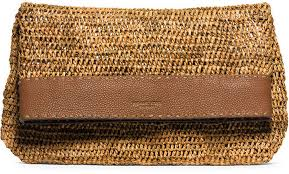 where to buy raffia michael kors michl kors santorini medium raffia clutch bag luggage