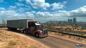 Truck Route Maps Arizona Map Dlc Expansion For American Truck Simulator Released