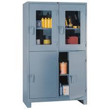4 Door Cabinet 11204dv All Welded Clearview Multi Door Cabinet By Lyon
