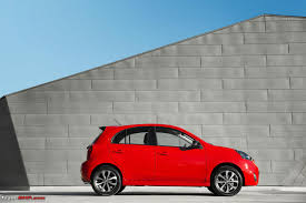 nissan micra active price nissan micra facelift xtronic cvt official review page 13