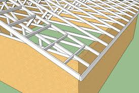 Hip Roof Design Software by Steel Roof Truss Design Calculator Plans Height Interior How To
