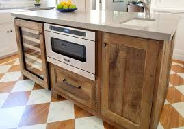 Reclaimed Wood Home Decor Inspirational Reclaimed Wood Kitchen Cabinets 49 For Small Home