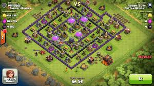 Clash Of Clans Maps Clash Of Clans On Mac