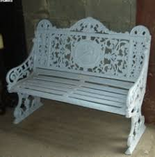 Antique Cast Iron Garden Benches For Sale by Cast Iron Garden Bench Cast Iron Garden Furniture Ebay Garden