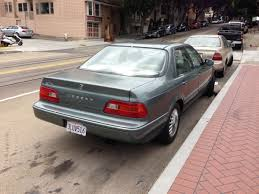 first acura curbside classic 1994 acura legend u2013 true life u201ci u0027m a legend u201d