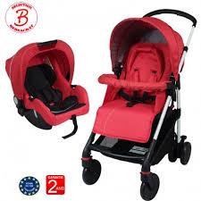 poussette siege auto bebe poussette bébé 4 roues et siège auto groupe 0 livraison gratuite