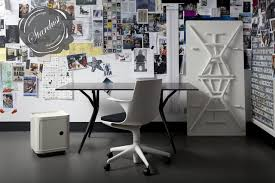 Fine Modern Home Office Furniture Intended Decorating - Home office furniture nyc