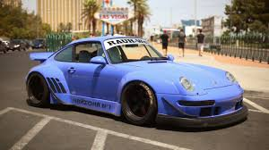 ruf porsche wide body rough world order rwb usa porsche 993 чaйxoha no 1 6speedonline