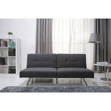 modern futons allmodern rosehill futon sofa bed loversiq