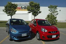 nissan finance rates canada clash of canada u0027s two cheapest new cars the globe and mail