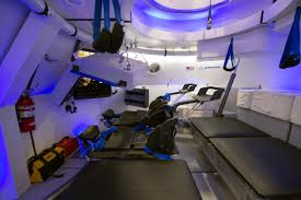 file this is an interior view of the boeing company u0027s cst 100