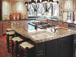 rustic kitchen islands with seating rustic kitchen islands with seating island with sink and 8 kitchen