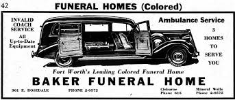 fort worth funeral homes one city two downtowns part 2 survivors hometown by handlebar