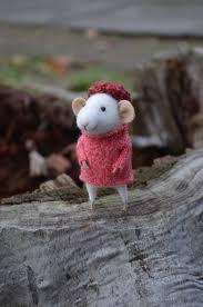 390 best felt mice images on felt mouse felt animals