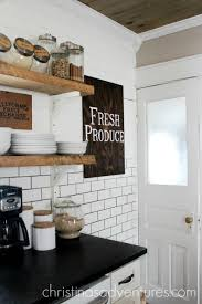 White Kitchen Black Countertop - leathered granite counter tops christinas adventures
