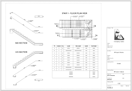 Stair Elements by Guest Blogger Kata Danis Reinforcement Plans In Archicad Shoegnome