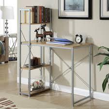 Book Case Desk Desk Bookshelf Combo Wayfair