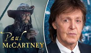 Paul Mccartney Halloween Costume Sir Paul Mccartney Lands Pirates Caribbean Role Daily Star