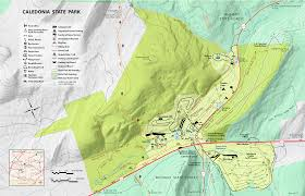 Michaux State Forest Map by Caledonia State Park Find Your Chesapeake National Park