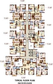 Manhattan Plaza Apartments Floor Plans by 1070 Sq Ft 2 Bhk 2t Apartment For Sale In Sri Sreenivasa Silver