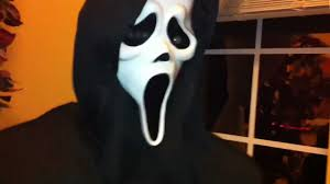 scream ghostface life size halloween prop by gemmy youtube