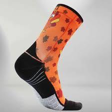 thanksgiving socks thanksgiving compression leg sleeves turkey trot fall zensah