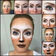 deer makeup tutorial tutorials deer deer makeup and makeup tutorials