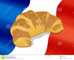 French Flag Background France Clipart French Croissant Pencil And In Color France