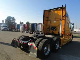 volvo 2013 truck used 2013 volvo 670 sleeper for sale in ca 1073