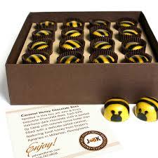 Chocolates chocolate bees 16pc john and kira u0027s chocolates