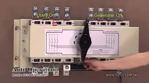 4p 600amp u0026 800amp automatic transfer switch operational tutorial