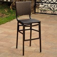 Cheap Bar Height Patio Furniture by Backyard Cheap Bar Stools Keep On Kitchen Set Of Outdoor Wonderful