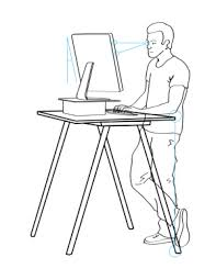 Fitbit Standing Desk Standing Desks And Walk And Talks To Improve Health