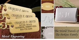 personalize your orvis items