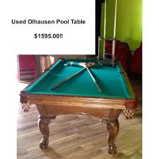 olhausen 7 pool table olhausen pool table greatdailydeals co