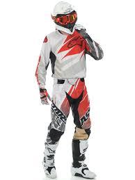 2014 motocross gear alpinestars white red grey 2014 techstar mx jersey alpinestars
