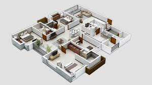 house plan for three bedroom simple pictures best 3 home design 3d