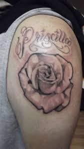 red rose tattoo bryangvargas page 2