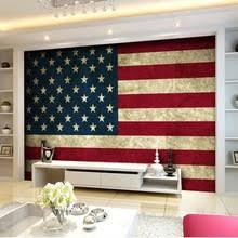 American Flag Living Room by Compare Prices On American Flag Wallpaper Online Shopping Buy Low