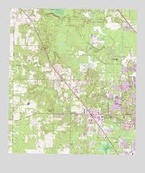 gainesville map gainesville fl topographic map topoquest