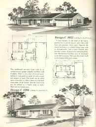 vintage house plans 1025 antique alter ego