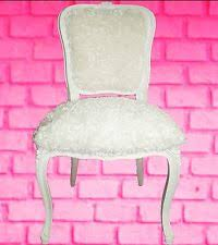 White Shabby Chic Chair by Shabby Chic Chair Ebay