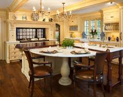 Kitchen Island With Table Seating 1000 Ideas About Island Beauteous Kitchen Island With Table Home