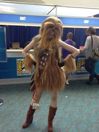 Wookie Halloween Costume Female Wookiee Chewbacca Star Wars