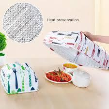 si e de pliable épaissie en aluminium feuille conservation de la chaleur imperméable