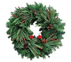 new organic christmas wreaths for the 2015 holidays