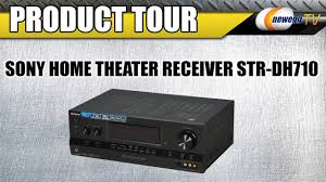high end home theater receivers product tour sony home theater receiver str dh710 video youtube