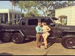 mercedes 6x6 truck canelo s 1 3 million mercedes brabus g63 6x6 truck only 200